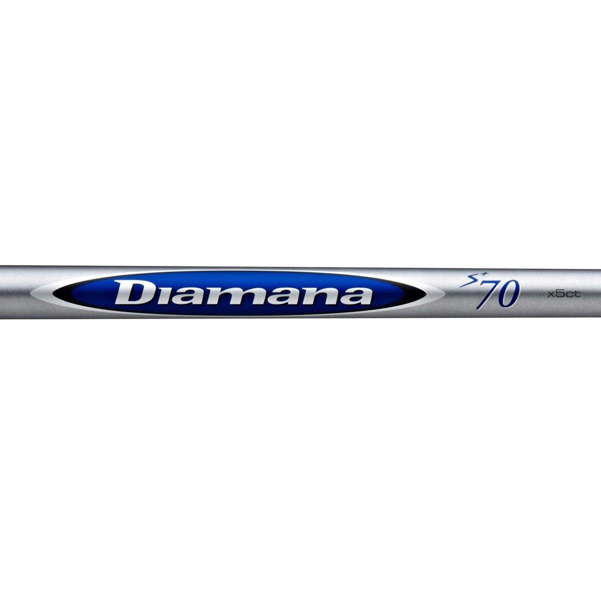 mitsubishi-rayon Diamana S + 2 70 – 木製TXシャフト   B00UNPPILS