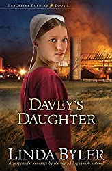 Davey's Daughter (Lancaster Burning)