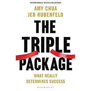 The Triple Package Hörbuch