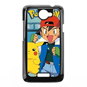 HTC One X Phone Case for Classic theme PokeMoN pattern design GCTPKMN829140