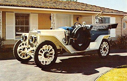 1913 Lozier Stoddard Chebrolet Auto Dealership Ad Vintage Postcard K70942 (Vintage Ad Auto)
