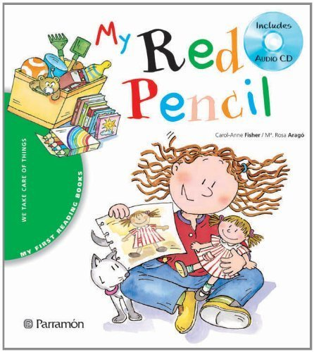 MY RED PENCIL. My first reading books (Spanish Edition) by Carol-Anne Fisher, Ma. Rosa Arago (2010) Hardcover