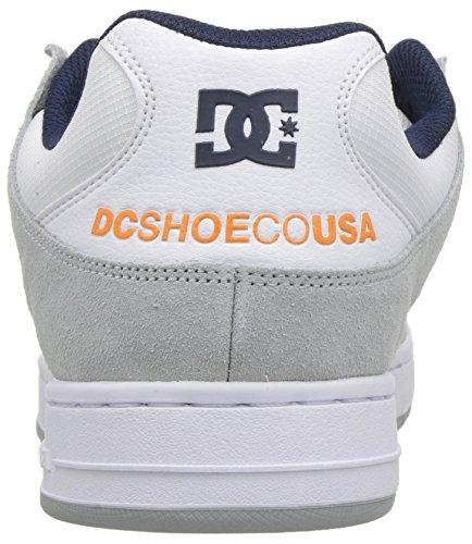 D Shoe D Manteca US Grey DC 5 Men Skate 6 White pBU1q