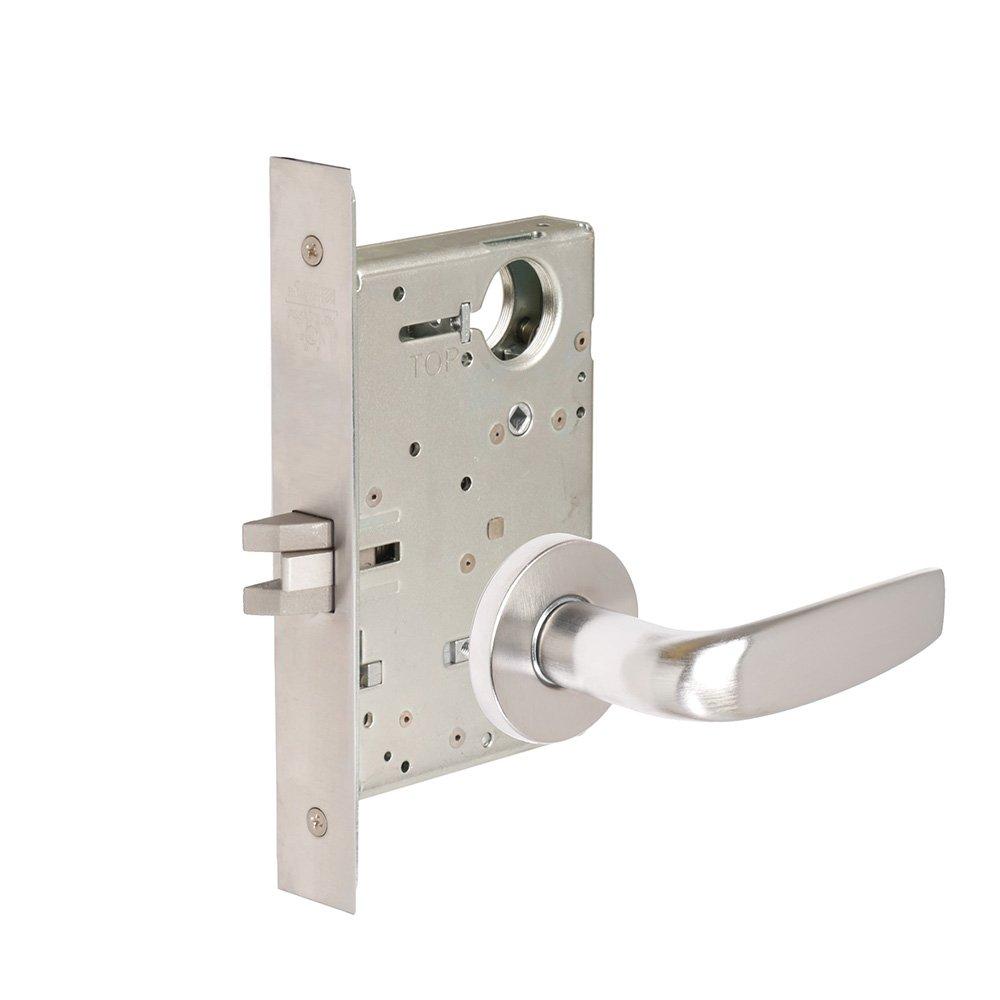 CORBINRUSSWIN ML2030-CSA-626 626 Satin Chrome Lever CSA Citation Privacy//Bed//Bath Steel; Stainless Steel; Brass Corbin Russwin Architectural Hardware