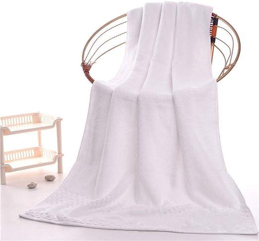 WLQCPD Toalla de baño 2 Piezas de Toallas de baño de algodón de 90 ...
