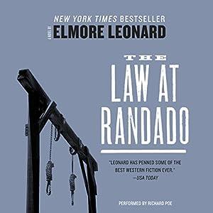 The Law at Randado Audiobook