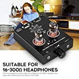Mini Vacuum Tube MM MC Phono Stage Stereo Audio