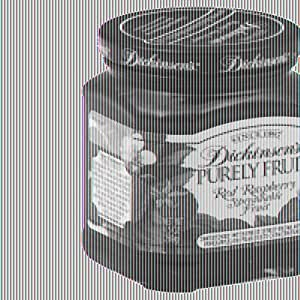 Dickinson's Purely Fruit Spreadable Fruit Red Raspberry -- 9.5 oz