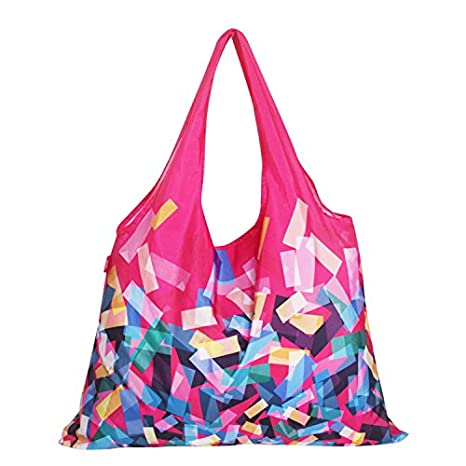 Bolsas plegables Compras Shoppers reutilizables(650): Amazon ...