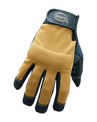 Boss Gloves All Purpose Mechanic Glove