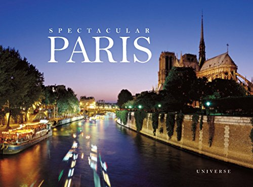 An outstanding gift or souvenir in a new affordable package, Spectacular Paris celebrates all that shines in the wonderful City of Light. In this celebration and photographic portrait, Spectacular Paris brings the best of this awe-inspiring city into...