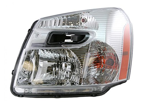 Headlight Headlamp Driver Side Left LH for 05-09 Chevy Equinox