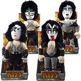 KISS Collectors Memorabilia: 2013 Love Gun Band Members Plush 12