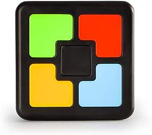 Bogget Juegos educativos para niños, Juguetes educativos, Juegos interactivos, Entrenamiento Flash, Máquina de Juego con una Sola Mano, Máquina de Juego de Entrenamiento de Memoria educativa
