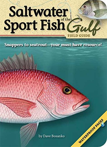Fish Identification Guide (Saltwater Sport Fish of the Gulf Field Guide (Fish Identification)