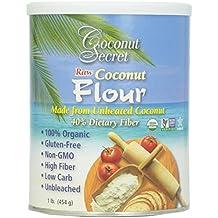 Raw Coconut Flour 16 Ounces (Gluten Freer (Case of 12)