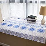 AFAHXX Quilted Cotton Couch Covers,Non-Slip Cushion Bay Window mat Heavy Slipcover Sofa Cover slipcover-H 70210cm(2883inch)