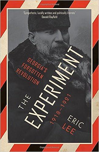 Book The Experiment: Georgia's Forgotten Revolution 1918-1921