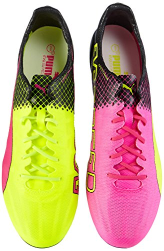pink Black Safety Sl Hommes Entranement Puma De Yellow Ii Evospeed Football Pour Fg Rose Tricks Glo ZxqPxB