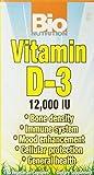 Vitamin D3 12000 IU 50 VGC For Sale