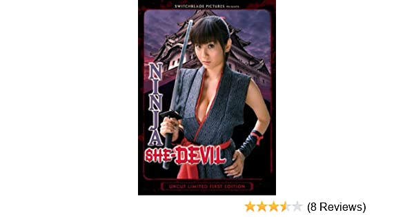 Amazon.com: Ninja She Devil: Movies & TV