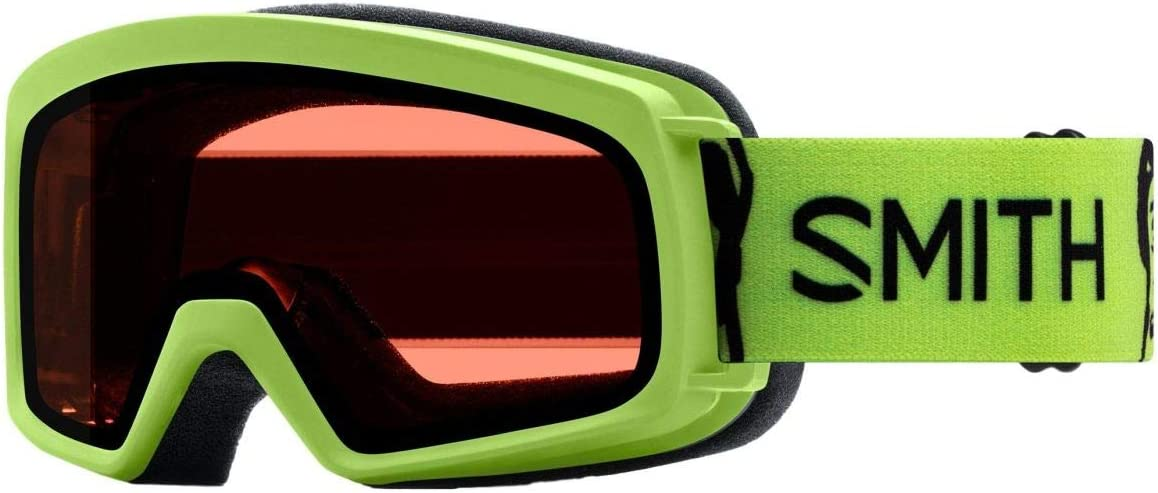 Smith Optics Unisex Rascal Goggle Youth Fit