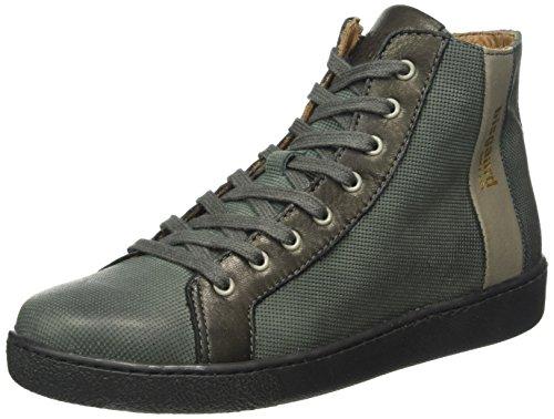 Bisgaard Shoe With Lace 31813216, Mädchen Hohe Sneaker Blau (608 Blue)