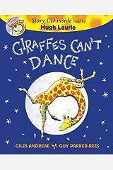 Giraffes Can't Dance Book & CD Paperback
