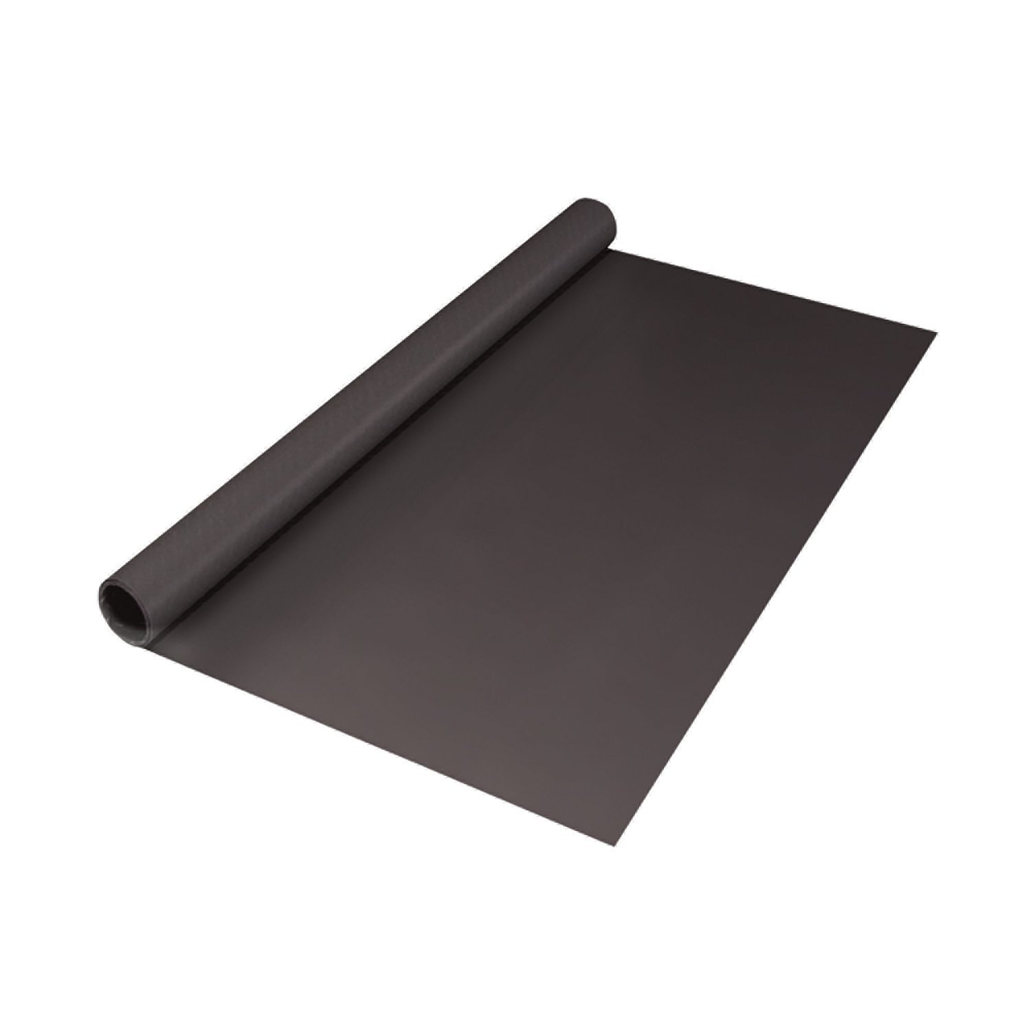 HomeCrate Oven Liner, 18'' X 26'' Durable Non-Stick Sheet, Black