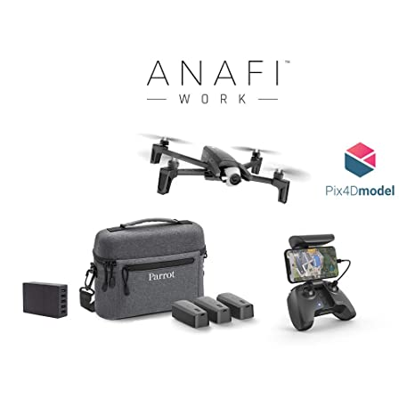 Parrot - Dron 4K - Anafi Work - Paquete profesional completo ...