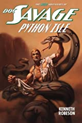 Doc Savage: Python Isle Paperback