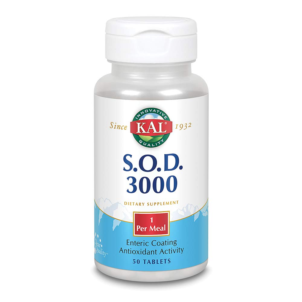 KAL 400 Mg S.o.d. 3000 Tablets, 100 Count