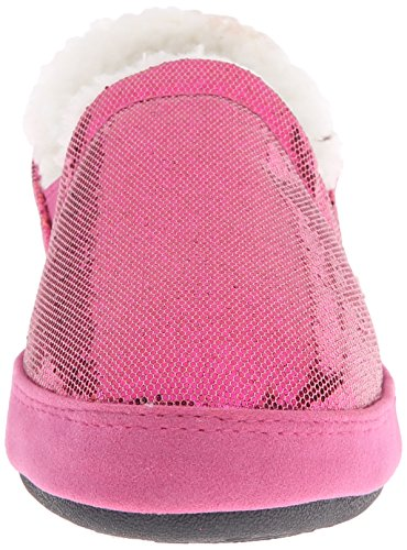 Pictures of Acorn Kids Colby Gore Moc Slipper Black 12 none US Girl 6