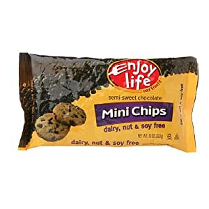Enjoy Life Semi-Sweet Chocolate Mini Chips 10 oz (283 g)