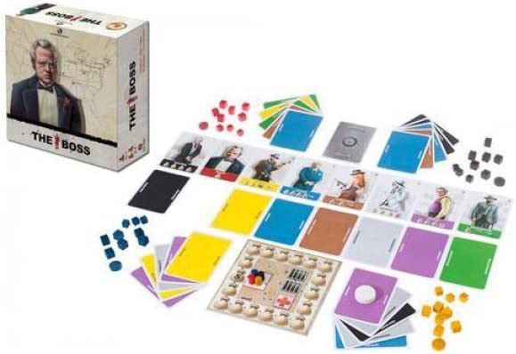 Abba games 599386031 - The Boss: Amazon.es: Juguetes y juegos
