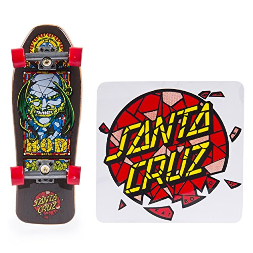 New ULTRA RARE Tech Deck SANTA CRUZ Skateboards SK8 Fingerboards Series 6 ASTA