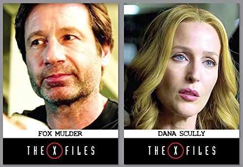 x-files trading card game - 2