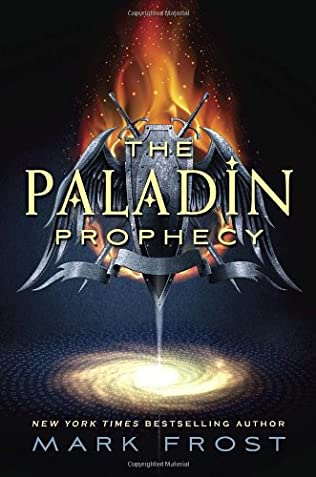 book cover of The Paladin Prophecy