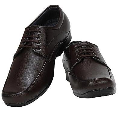 WENZEL Color Formal Shoes for Men/Leather Shoes/Formal Derby Lace,Up Shoes  for Men_WZ_4348