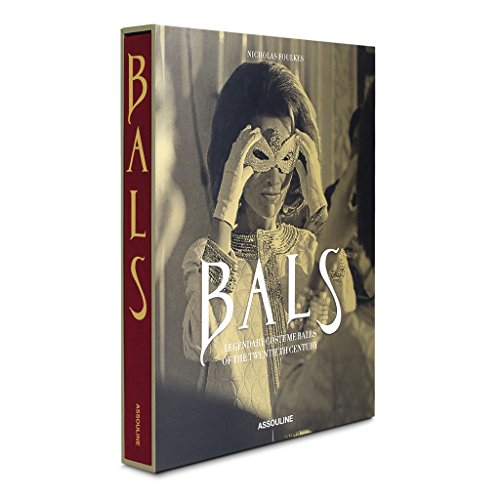 From the twilight of the Romanov dynasty through les annees folles of Art Deco Paris to the jet-set seventies, Bals explores the nine most exceptional private costume parties of the twentieth century, in the most beautiful book ever produced on th...