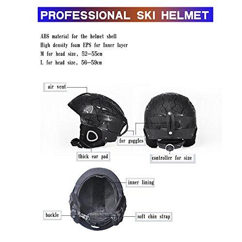 346830a4f77 Jual Avanigo Ski Helmet Safety Certificate