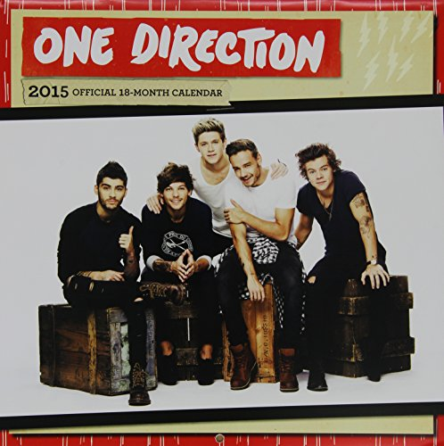 One Direction 2015 Square 12x12 (Multilingual Edition)