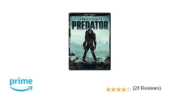 Predator [Edizione: Stati Uniti] [Italia] [DVD]: Amazon.es: Marilyn Vance, Arnold Schwarzenegger, Robert Agganis, Pedro Vazquez, Richard L. Anderson, ...