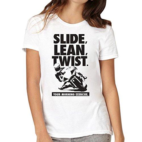 Ladies Cbr - Vilcoo Women's Sportsbike Short Sleeve Shirts Sport Cotton T Shirts