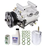 New AC Compressor & Clutch With Complete A/C Repair Kit For Ford Thunderbird - BuyAutoParts 60-81440RK New
