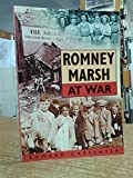 Front cover for the book Romney Marsh at War by Edward Carpenter