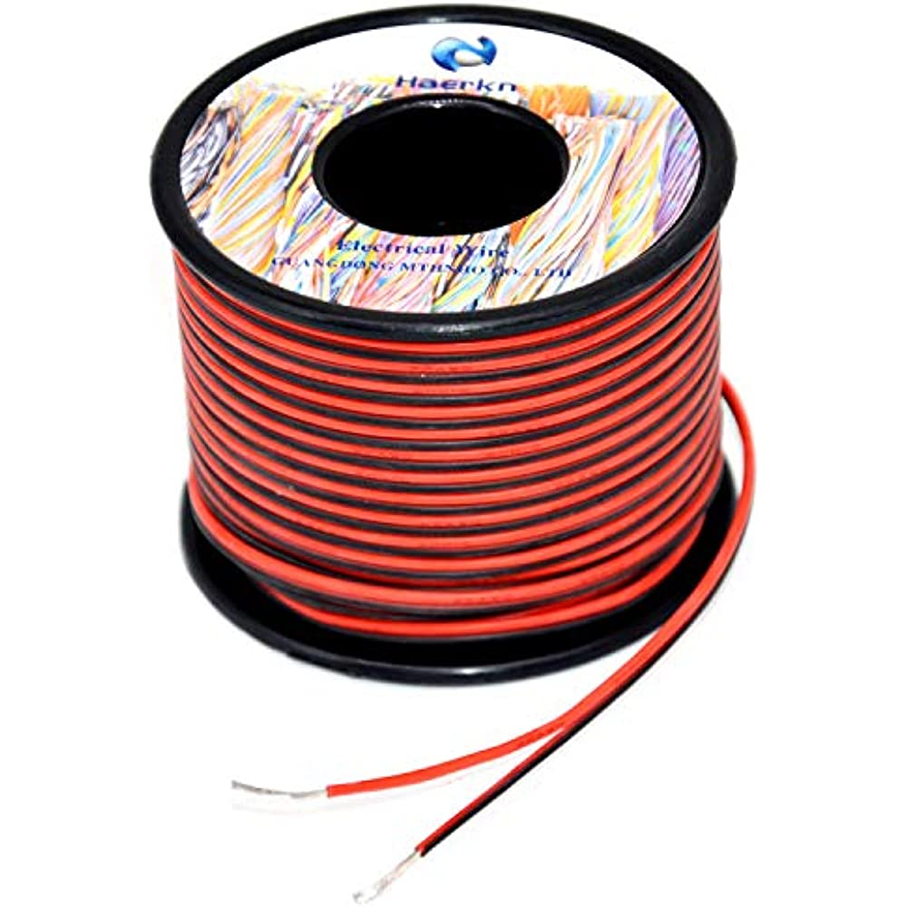 22 awg electrical wire silicone conductor parallel line 200ft black rh ebay com