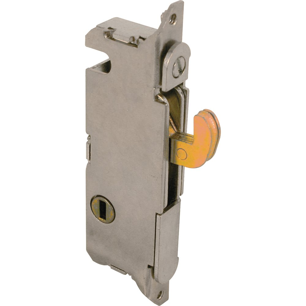 Slide co 15410 f mortise lock adjustable spring loaded hook slide co 15410 f mortise lock adjustable spring loaded hook latch projection for sliding patio doors constructed of wood aluminum and vinyl 3 1116 planetlyrics Image collections