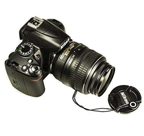Sigma Dslr//Slr//Evil Cameras Sony Foto/&Tech 3 Pieces Camera Lens Cap Holder For Canon Pentax Nikon