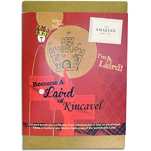 Become a Laird Title - Kincavel Estate